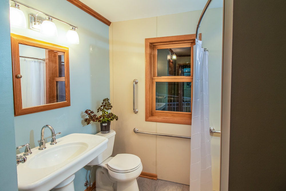 Aging Place Bathroom Design
