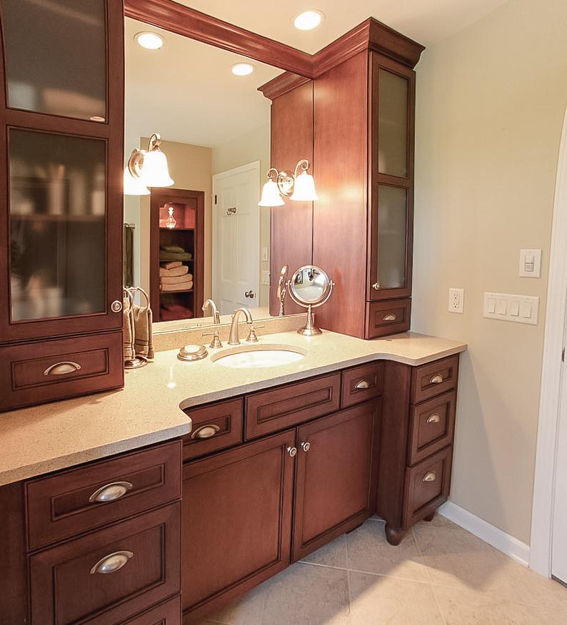 Bathroom remodeling Choosing a Vanity