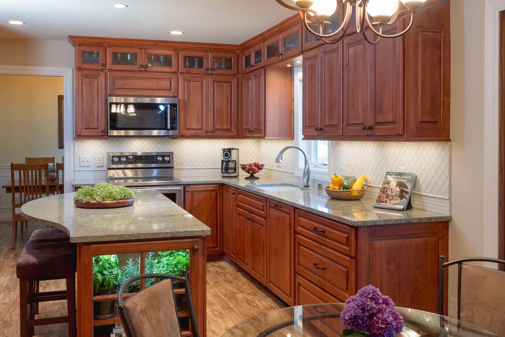 Greater Madison WI Kitchen Cabinet Construction