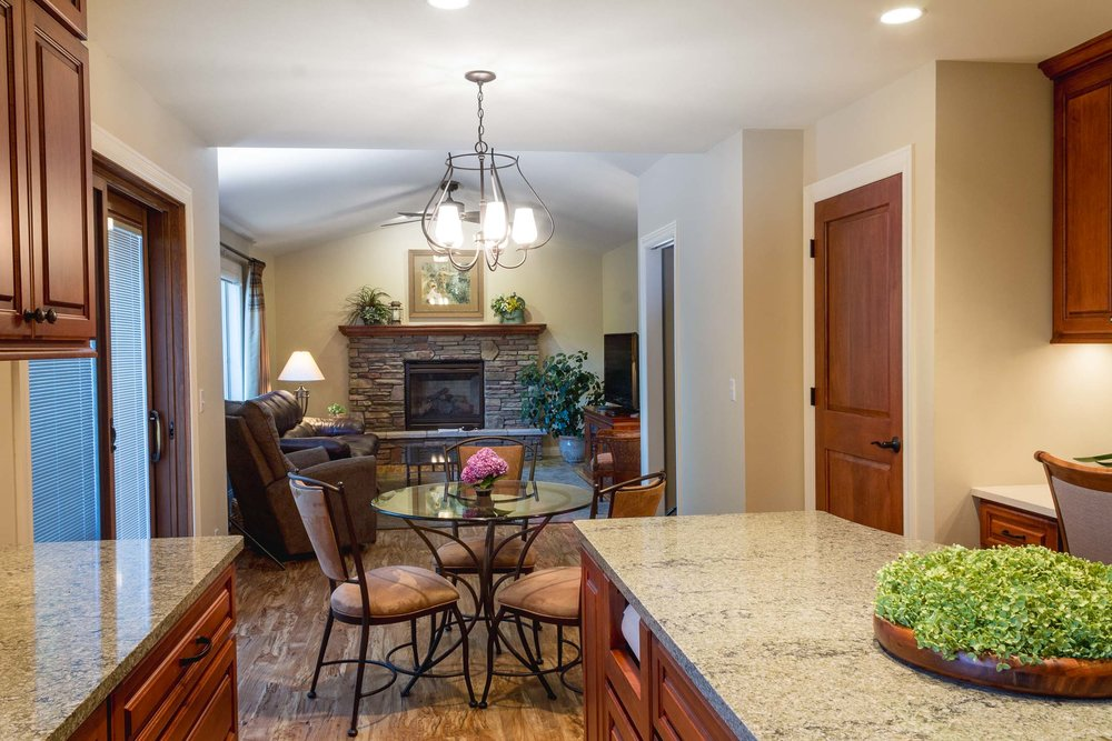 Kitchen design and Remodel, Madison, WI