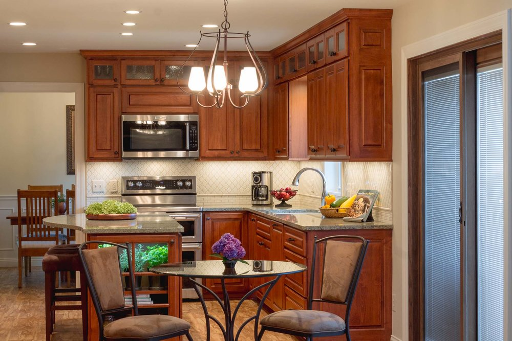 Open Kitchen and Dining Room Design