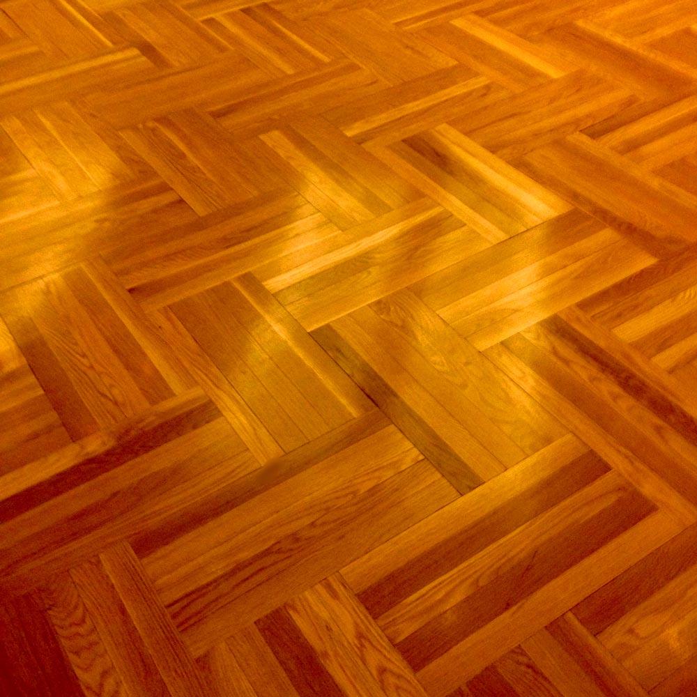 Parquet Floors are Trending