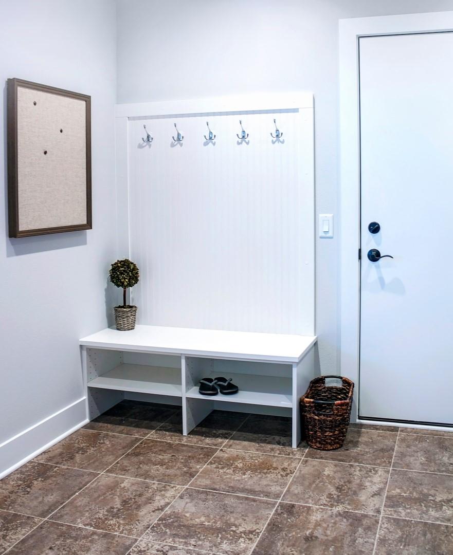 - Luxury vinyl tile is often indistinguishable from ceramic or porcelain tile.
