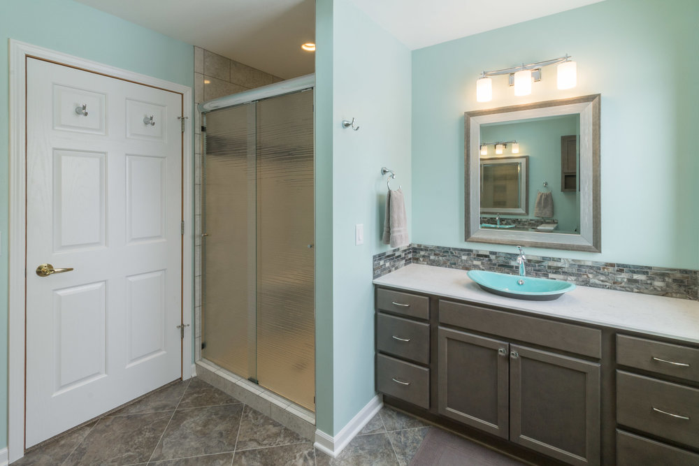 Master Suite Bathroom Remodeling in Madison, WI
