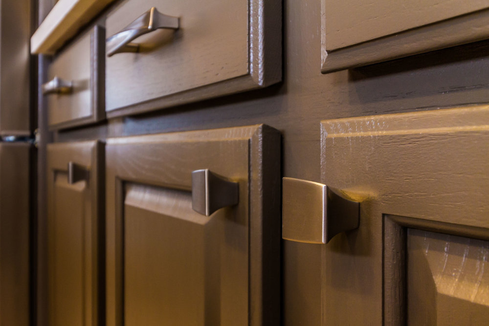 Berenson Cabinet Hardware Knobs and Pulls & A Parade Home Kitchen Update u2014 Degnan Design-Build-Remodel