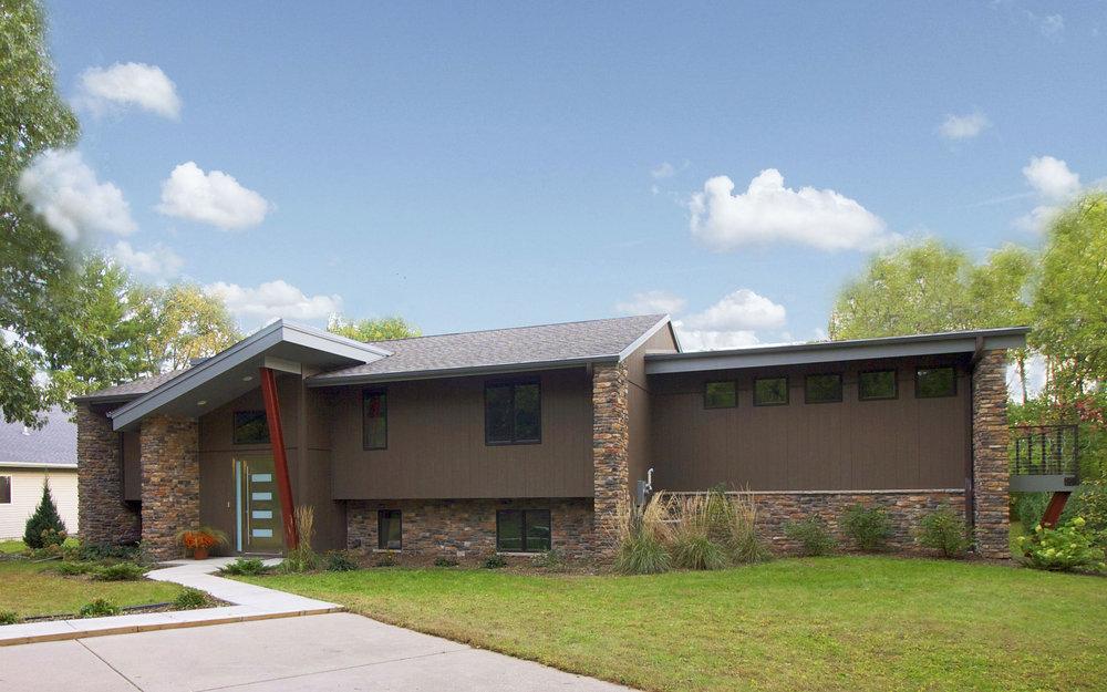 Split Level Home Remodeling In Madison, WI