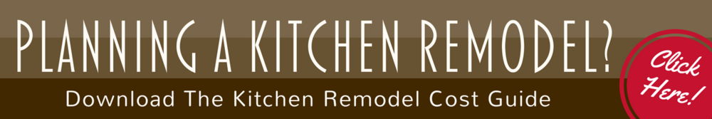 Kitchen Design and Remodeling Cost Guide