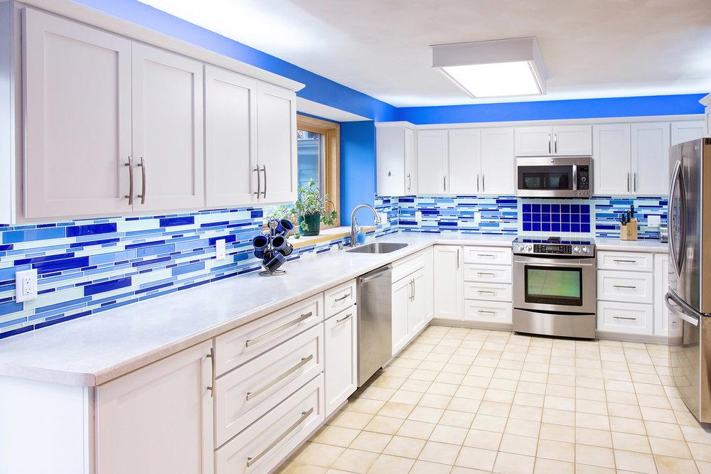 NARI Madison CotY Award Winning Project, Kitchen Remodel $30-60K