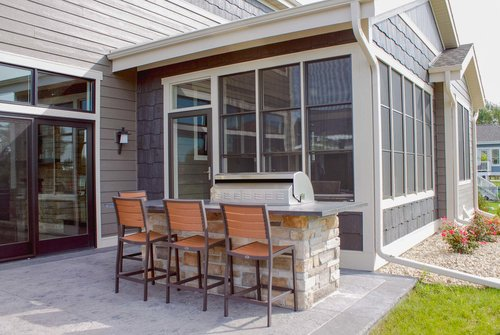 Outdoor Kitchens - How To Design The Perfect Summer Kitchen — Degnan ...