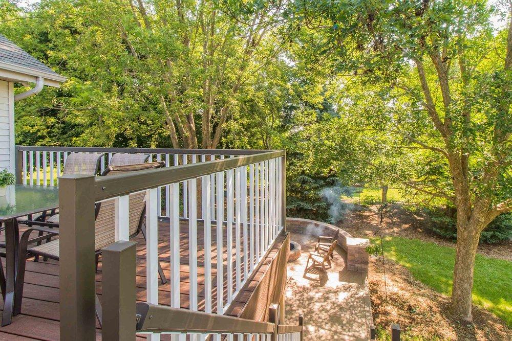 Home Remodeling Deck Design DeForest, Wisconsin
