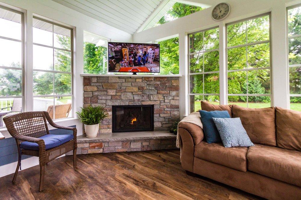 Three Season Porch Addition - 2018 NARI Madison CotY Awards
