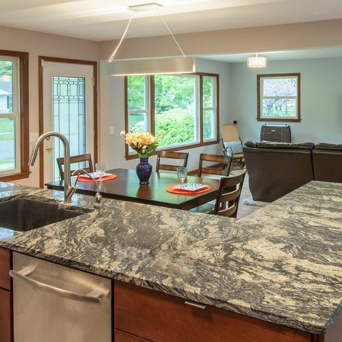 Low Maintenance Quartz Alternatives To Marble Kitchen Countertops