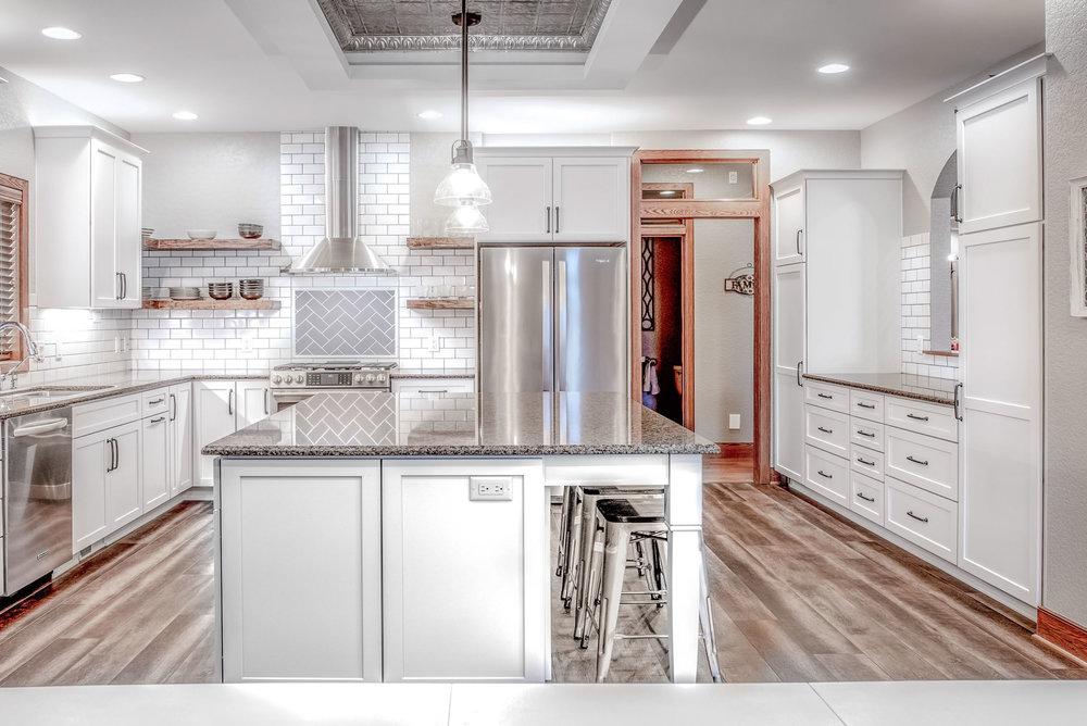 Multi-Room Home Remodel: Windsor, Wis.