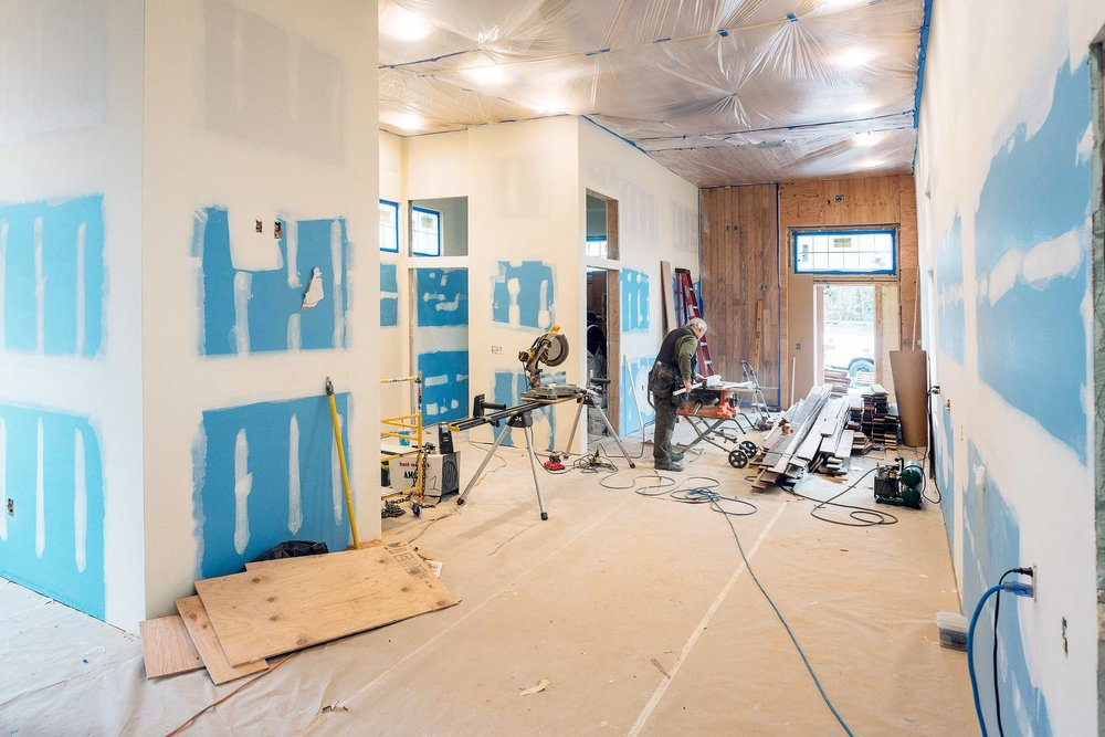 how to choose wallboard when remodeling.