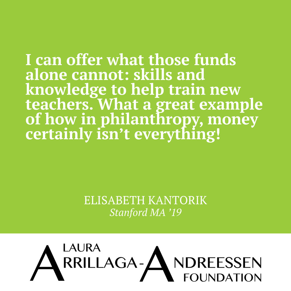 Elisabeth Kantorik - Quote 5