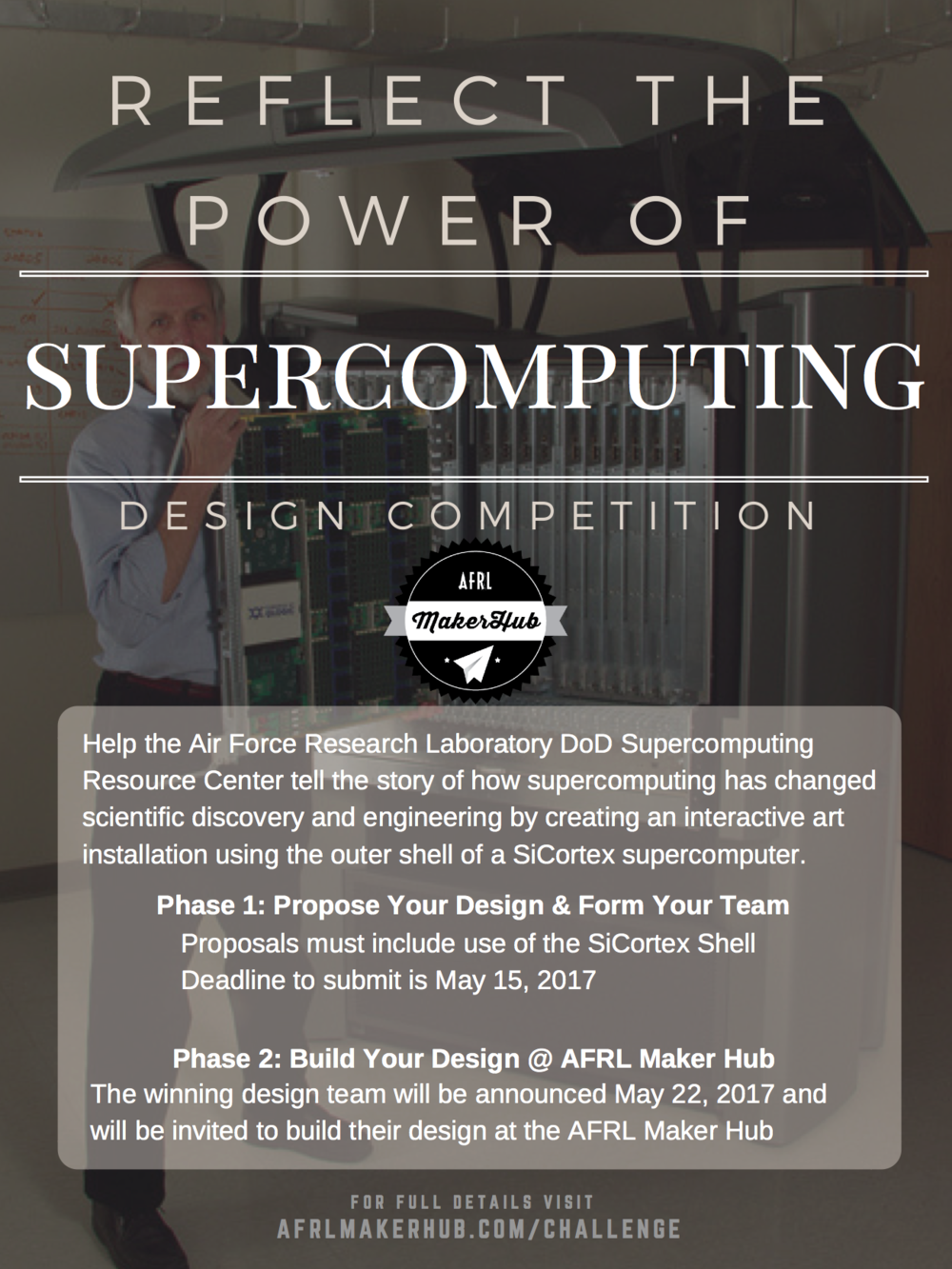 Reflect the Power of Supercomputing