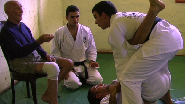 Helio Gracie and his Protégés