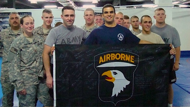 Valente Brothers in Iraq training the troops - home.jpg