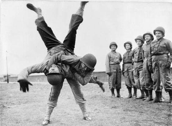 US Army and Jujutsu