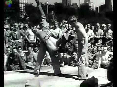 Jiu-jitsu before WWII