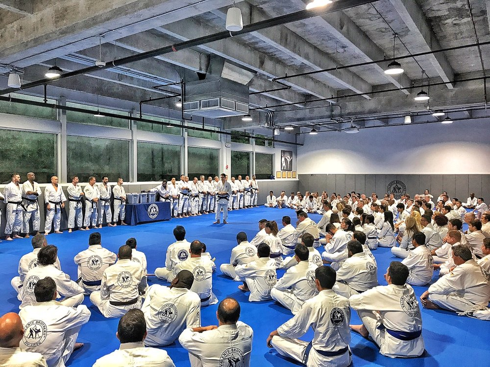 2017 Summer Belt Ceremony