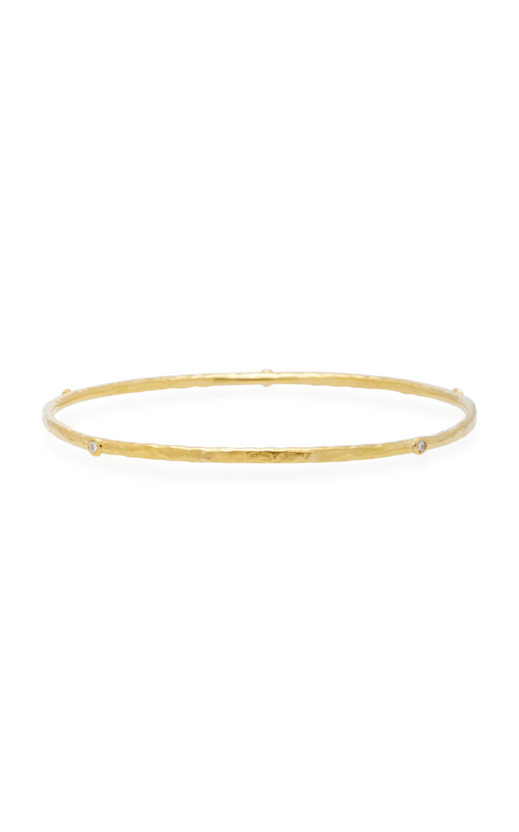bangles thin nicolehd bracelet diamond half jewelry rose bangle products
