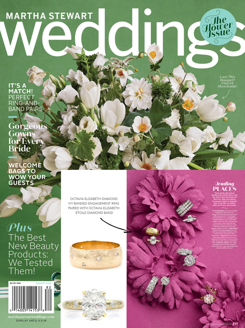 Flower Issue | Spring 2018