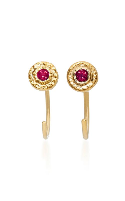 c9b7c74c1 Ruby Nesting Gem Ear Hugs. large_octavia-elizabeth-green-18k-gold-emerald- earrings-2 (