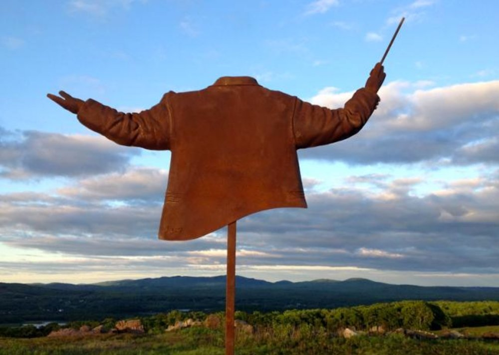 - Warren metal artist Jay Sawyer to present The Maestro!PENOBSCOT BAY PILOT
