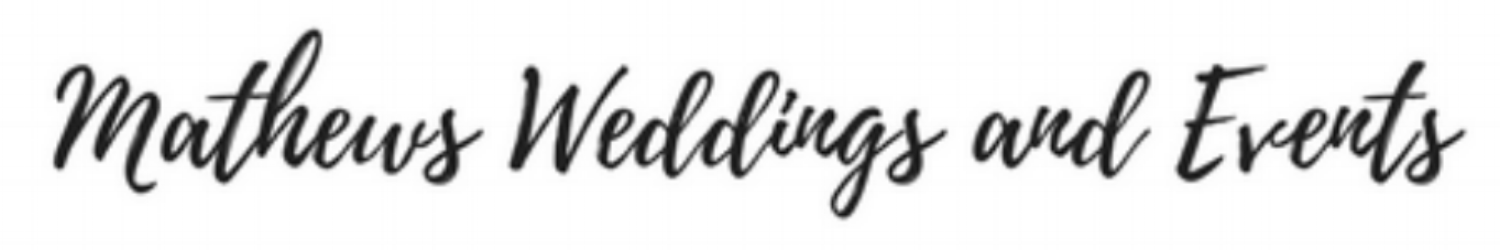 Mathews Weddings and Events