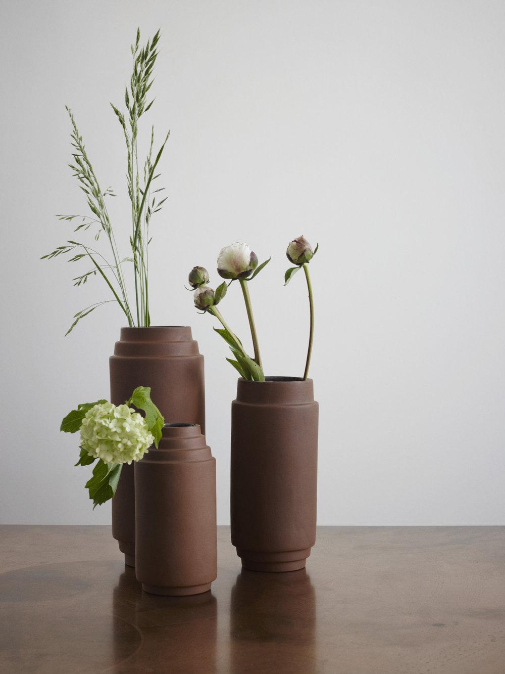 Edge vase, Stilleben for Skagerak.
