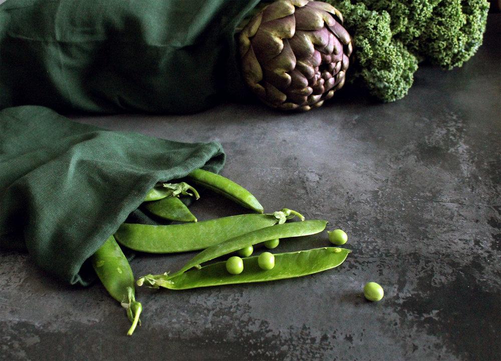 Food bags fra The Organic Company kommer i tre størrelser og koster fra 50,- til 69,- kroner.