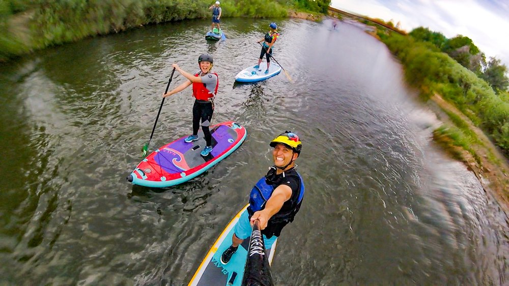 Kayaking, Stand Up Paddle Boarding, Fly Fishing, Tubing   806 Washington Ave   Golden, CO 80401   Stand Up Paddle Boarding