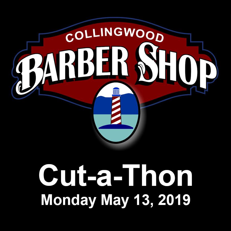 Collingwood Barber Shop Cut-a-Thon — Hospice Georgian Triangle