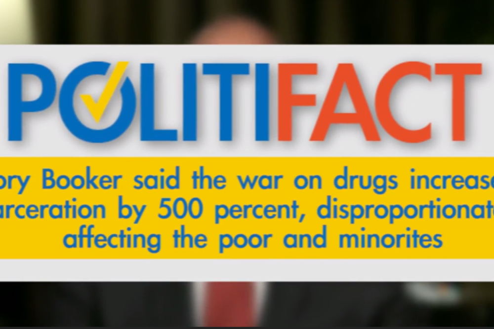 How The War on Drugs Affected Incarceration Rates By Lauren Carroll on Politifact