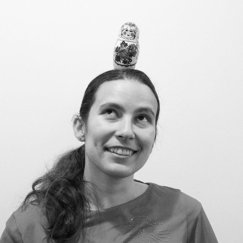 Jane Ugrinovskiy : Experience Designer