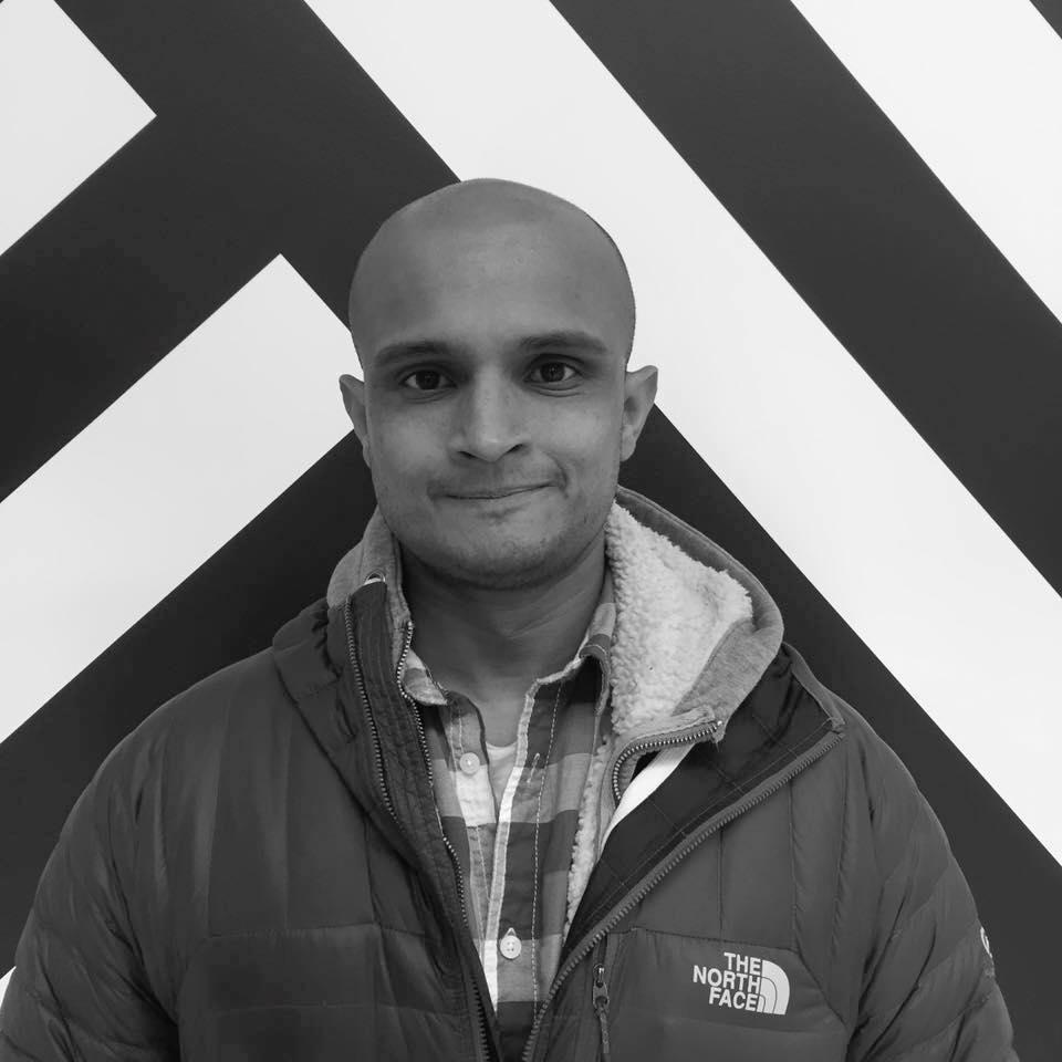 Akshay Sarma : Senior Experience Designer
