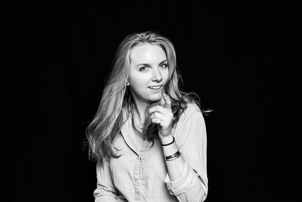 Meredith Mendosa : Visual Designer