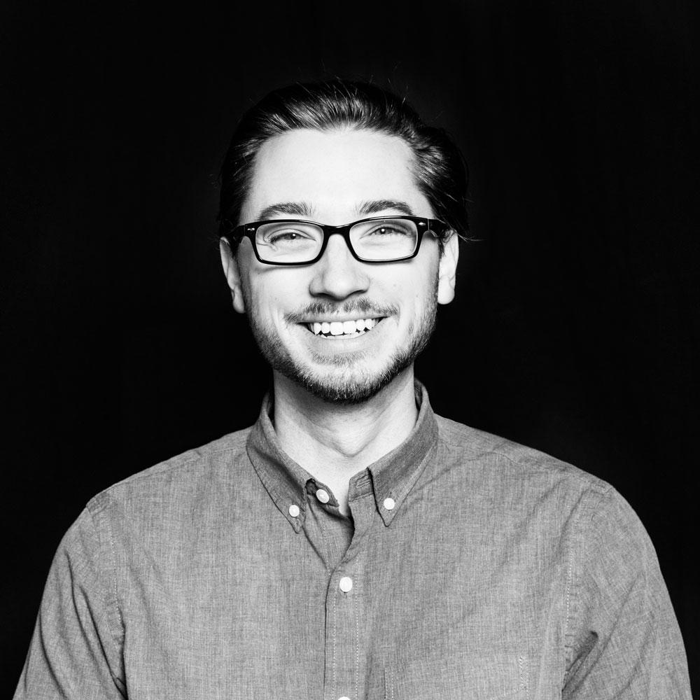 Jeff Gadzala : Experience Designer