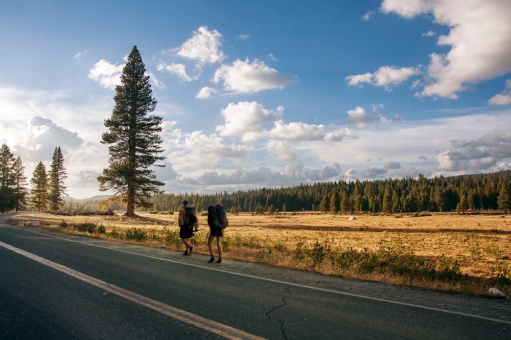 Golden Hour Hike in the Tuolumne Meadow,Yosemite National Park, by: Mariia Prokopenko
