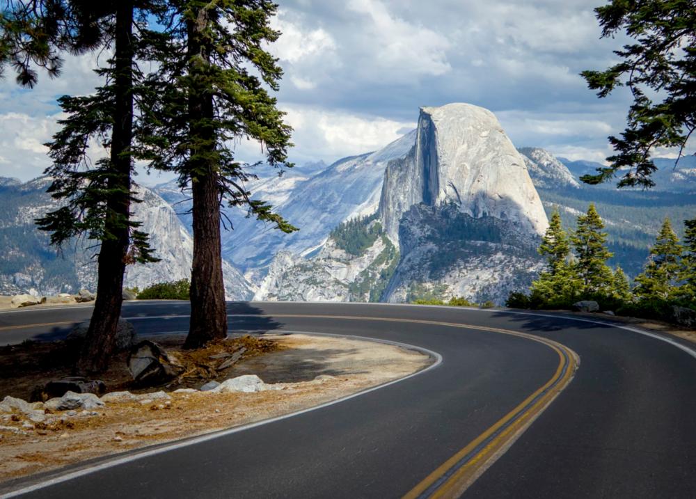 Road To El Capitan, by:  Ken Easter