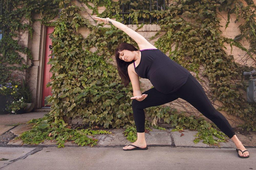 Prenatal Yoga -