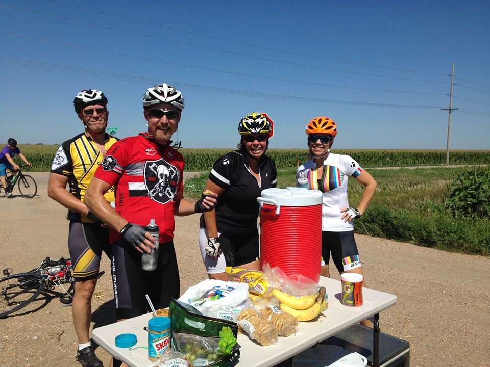 Kool-Aid Class Bicycle Tour -