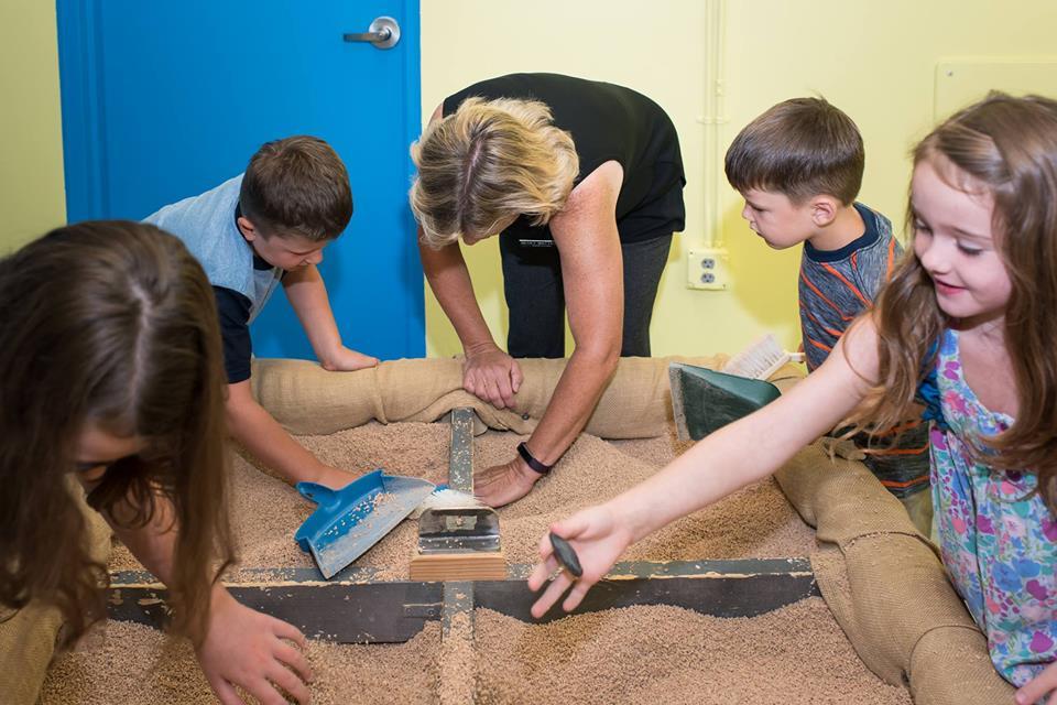 Preschool Playday: Dig It! -