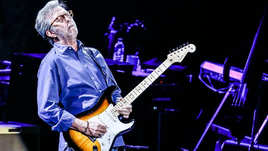 Rocktober! Eric Clapton - Hastings Museum