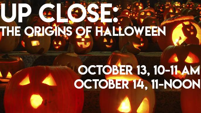 Up Close: The Origins of Halloween — Inspired by Hastings