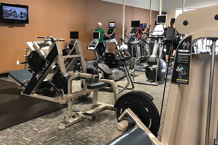 ANYTIME FITNESS -