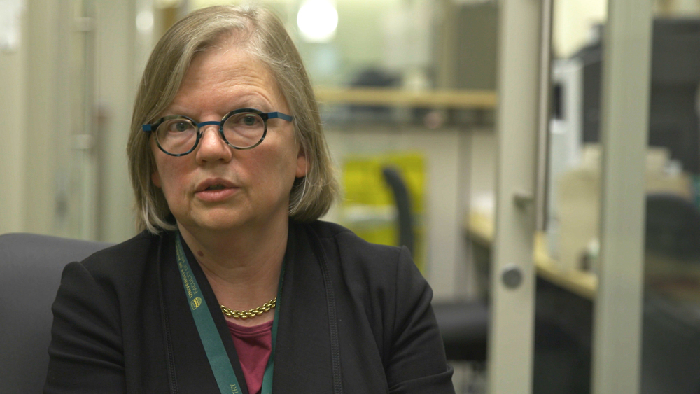 """I worry that if I were to practice assisted death, it would become something I offer as a solution. And I think I can't do that - I can't see that as a solution. I always have to offer everything short of that.""  -  Dr. Wendy Johnston."