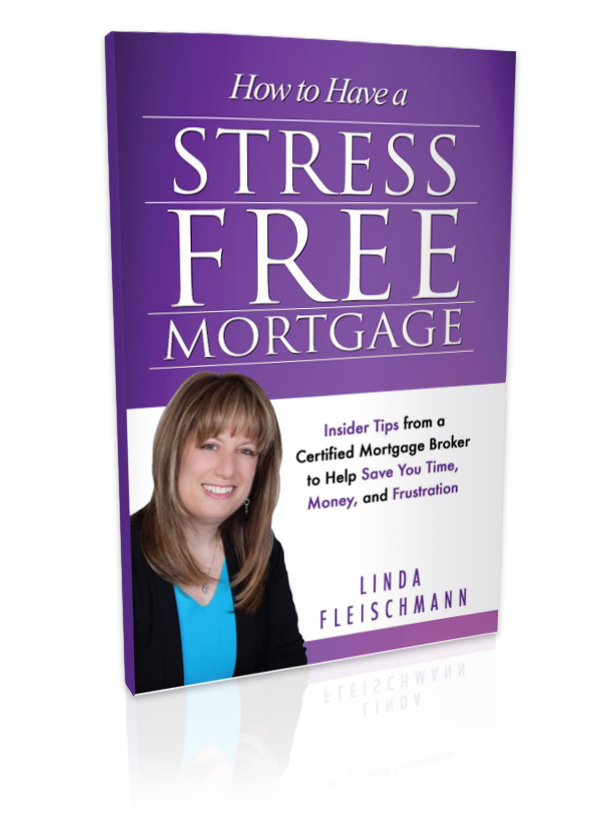 "A softcover copy of Linda Fleischmann's book, ""How to Have a Stress Free Mortgage"""