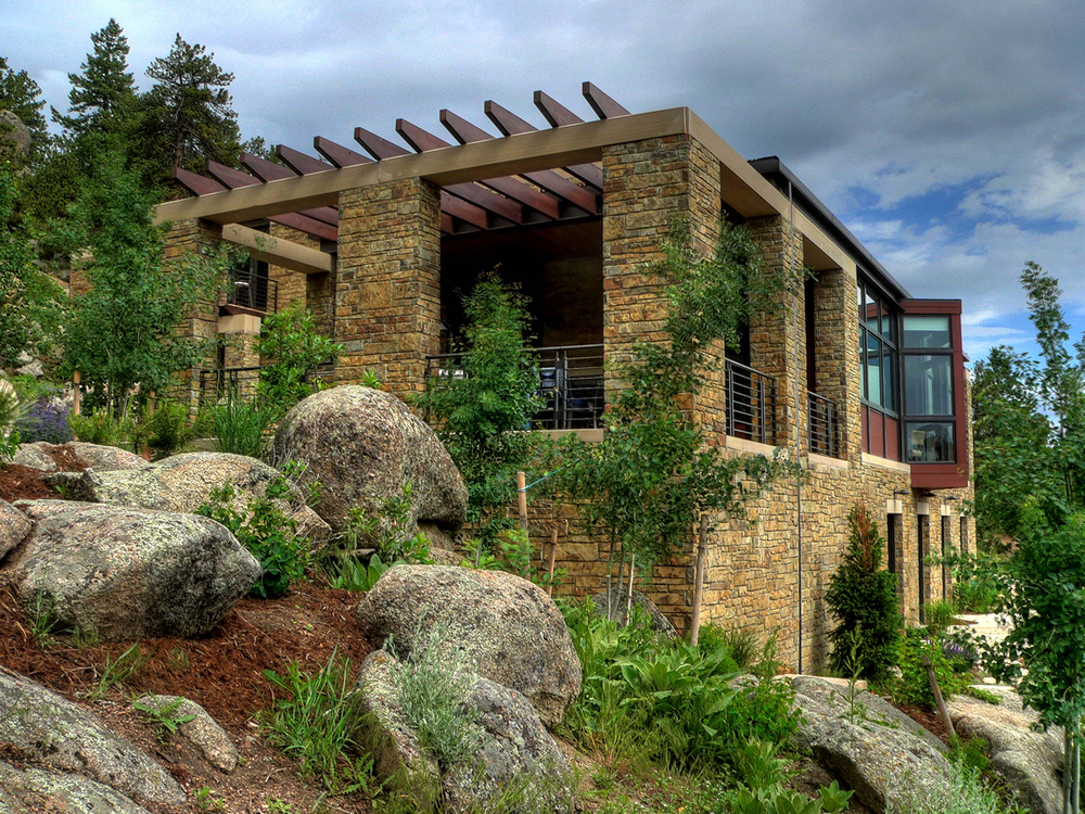 Boulder Mountain Villa